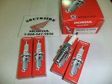 DPR7EA-9 NGK SPARK PLUGS  4 PACK HONDA VT750 SHADOW ACE AERO SPIRIT PHANTOM  RS