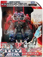 Transformers Prime AM-21 Arms Master Optimus Prime With  Micron Arms 45832