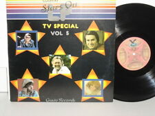 Country Stars On LP TV Special Volume 5 VA Johnny Cash Del Reeves Red Simpson