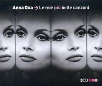 Anna Oxa:  Le Mie Piu' Belle Canzoni  - CD