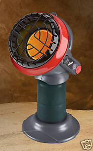 Mr. Heater MH4B Portable Propane Little Buddy Heater