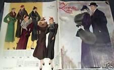 """CATALOGUE """"AU LOUVRE"""" OCT 1936"""