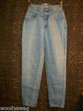 Sasson Jeans pre owned good condition Size 8 100% Cotton fray Vintage Ooh La La