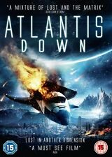 Atlantis Down (DVD) (NEW AND SEALED) (REGION 2) (FREE POST)