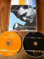 MICHAEL BUBLE  - COME FLY WITH ME - EDICION CD + DVD 2004