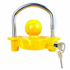 Trailer Hitch Lock Safety Tow Hitch Lock Universal Trailer Coupling Lock