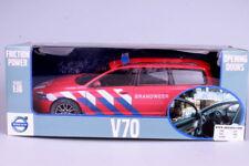 "wonderful PR-modelcar VOLVO V70 WAGON 2008 ""BRANDWEER"" (NL) - scale 1/18 - lim."