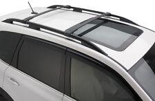 Subaru Forester 2014+ OE Style cross bar, Black aluminium flush roof racks