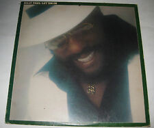 DISQUE VINYLE BILLY PAUL LET 'EM IN 1976 CBS  VYNIL RECORD