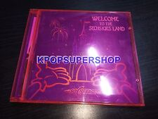Sechskies vol. 2 Welcome To The Land CD Great KPOP RARE YG BIGBANG