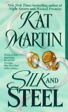 Silk and Steel : Tricked into Marriage, He Vowed Revenge, but Love Had Other Pla