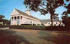 Cape Cod Massachusetts~St Francis Xavier Church~1960s PC