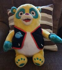 """Disney Store Special Agent Oso Panda Plush Soft Cuddly Toy 14"""" Retro Collecter"""