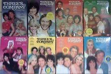 Three's Company Complete Series ~ Season 1-8 (1 2 3 4 5 6 7 & 8) ~ NEW DVD SET