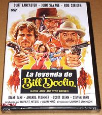 LA LEYENDA DE BILL DOOLIN / CATTLE ANNIE AND LITTLE BRITCHES - English Español