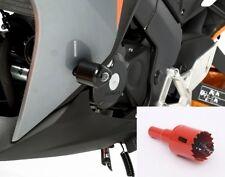 R&G Aero Crash Protectors Honda Cbr125r 2011 CP0281BL Black