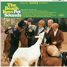 Pet Sounds by The Beach Boys Vinyl - BRAND NEW SEALED