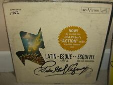 Latin - Esque - Esquivel and His Orchestra - Rare LP in Good Conditions L3
