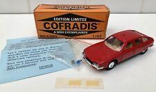 Citroën CX Pompiers - Solido Cofradis 0001, Ed. Limitée 3000 ex. - 1980's - Neuf