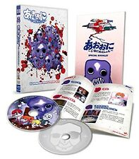 New Ao Oni The Animation DVD CD Booklet Japan MFBP-25 4571436930606