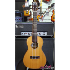 Ohana CK-50WG Concert Ukulele with Solid Cedar Top and Willow Back and Sides