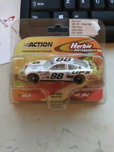 DALE JARRETT UPS HERBIE FULLY LOADED 1/64 DIECAST 2005 LTD EDITION