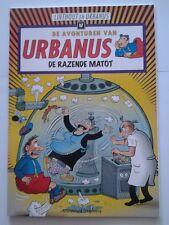 Urbanus 167 EERSTE DRUK Standaard Uitgeverij 2016