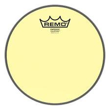 """Remo Emperor Colortone Yellow Drumhead 8"""""""