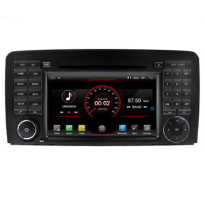 For Mercedes Benz R-Class W251 06-13 Android 10 Car GPS Navi DVD Stereo Radio