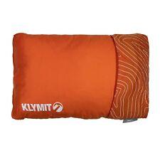 KLYMIT Drift Camping Travel Pillow Shredded Memory Foam - Certified Refurbished