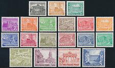 BERLIN 1949, MiNr. 42-60, postfrischer Kabinettsatz, Attest Schlegel, Mi. 750,-