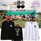 Bangtan Boys BTS WINGS JUNG KOOK JIMIN JHOPE V SUGA RAP MONSTER SWEATER