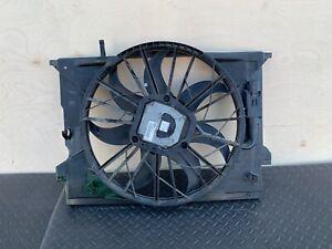 ✔MERCEDES W211 W219 CLS550 CLS500 E550 E320 E350 COOLING RADIATOR AC FAN OEM