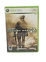 Call of Duty: Modern Warfare 2 (Xbox 360, 2009) Complete