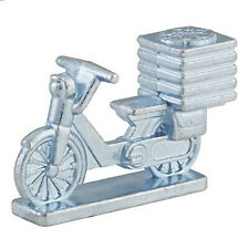 delivery bike Monopoly Pizza Game 2018 pewter token replacement mini