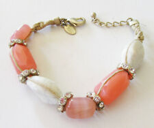 Lia Sophia Jewelry Apricot Bracelet in Gold RV$54