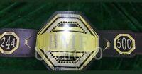 NEW UFC BMF CHAMPIONSHIP TITLE REPLICA BELT, UFC 244 MMA BMF, ADULT SIZE