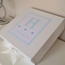 Keepsake Box - Boys Memory Box - Personalised Keepsake Box - Baby Keepsake Box