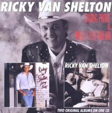 Loving Proof / Wild Eyed Dream Ricky Van Shelton Audio CD