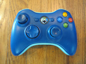 Special Edition Call of Duty Arctic Blue Microsoft Xbox 360 Controller Wireless