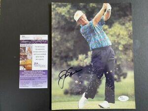JACK NICKLAUS signed autographed 8x10 JSA - Masters winner