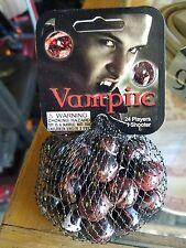 RARE Retired Mega Marbles Vampire mesh bag (Vacor de Mexico)