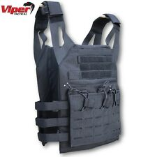 VIPER SPECIAL OPS PLATE CARRIER MOLLE WEBBING PANELS PAINTBALLING AIRSOFT ARMY
