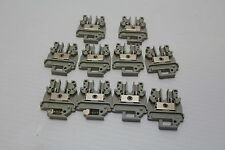 Phonix 4933 Blomberg  Terminal Blocks ( lot of 10 ) Used