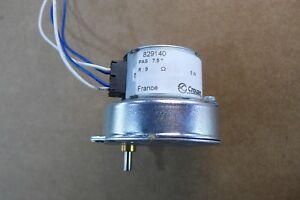 2 Phasen Schrittmotor Crouzet 5Watt mit Getriebe
