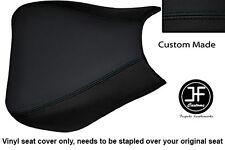 Vinilo Negro Personalizado Para Honda CBR 1000 RR Fireblade 04-07 Delantero Cubierta de asiento solamente