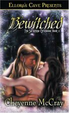 BEWITCHED (SERAPHINE CHRONICLES 2) by Cheyenne McCray EROTIC PARANORMAL FANTASY