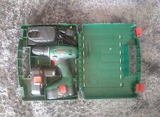 Bosch PSR 18 cordless drill/driver - 18volt