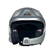Stilo WRC Composite Open-Faced Racing Helmet SA2015