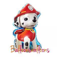 "Paw Patrol 34"" Foil Balloon Helium Party Birthday Decoration Marshal"